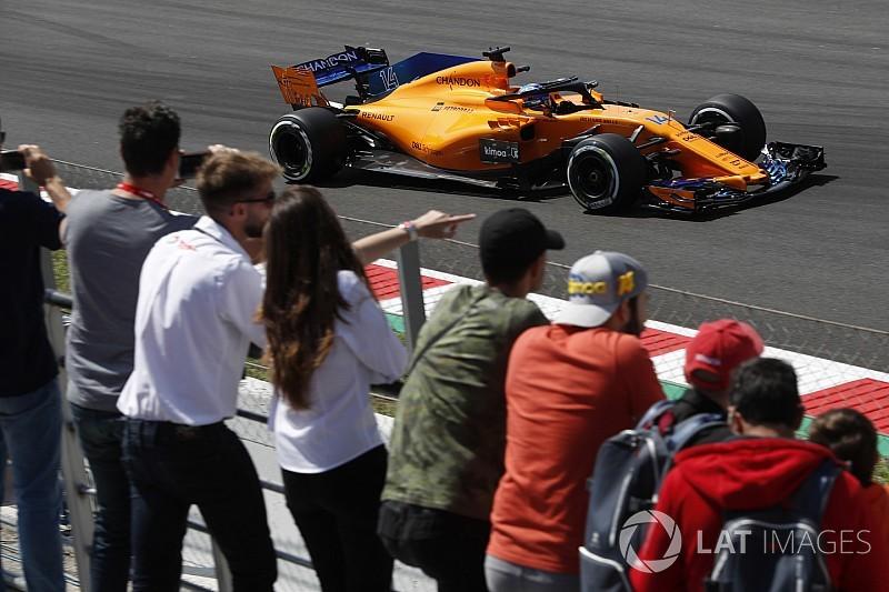 Alonso szerint beváltak a McLaren fejlesztései