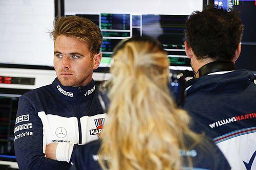 رولاند يعتقد بأنّ تجارب اليوم ستمنحه فرصة أخرى لقيادة سيارة ويليامز