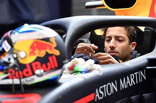 Ricciardo insatisfecho con su sexta posición en España