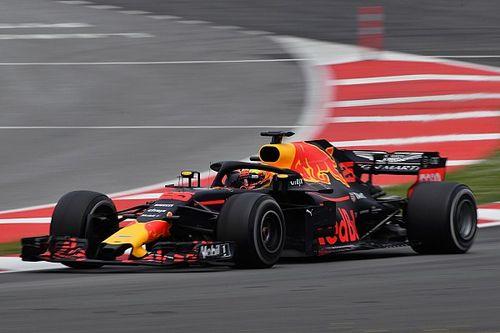 Ricciardo en Dennis testen voor Red Bull in Hongarije