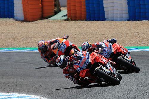 """Lorenzo: Acidente envolveu os """"três pilotos mais limpos"""""""