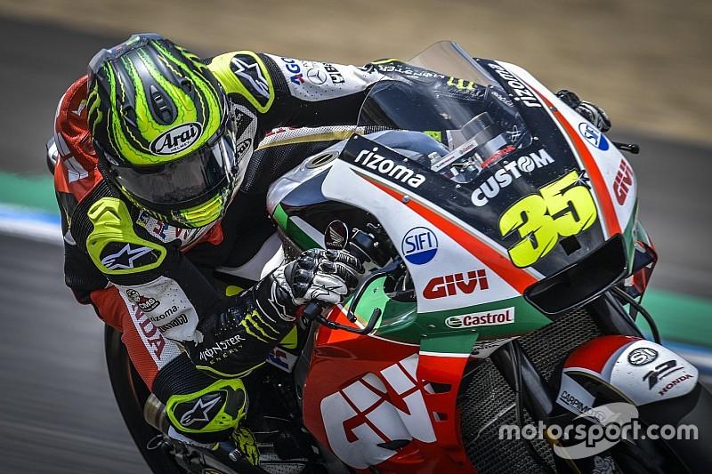 Кратчлоу назвал себя самым высокооплачиваемым гонщиком частных команд MotoGP