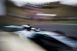 Hamilton: nem borzalmas a Mercedes, csak nehéz vezetni