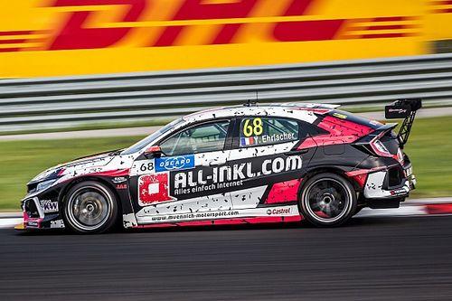 Ehrlacher vince Gara 1, primo podio per Comte con la Peugeot