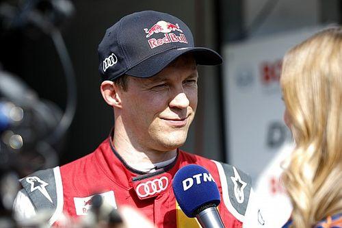 Mattias Ekström: Keine Gespräche mit Audi über DTM-Rückkehr