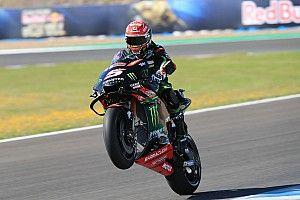 MotoGP testet in Jerez: Johann Zarco fährt Bestzeit, Honda zeigt Aero-Update