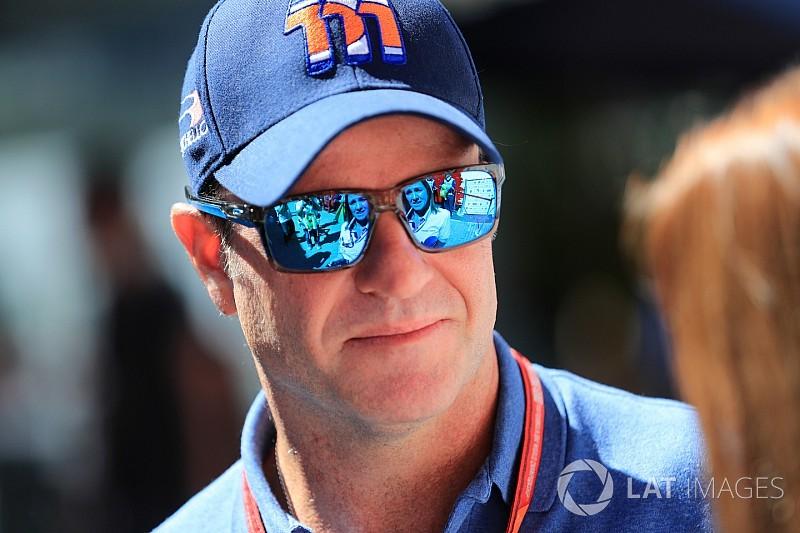 Barrichello a frôlé le pire avant d'être opéré