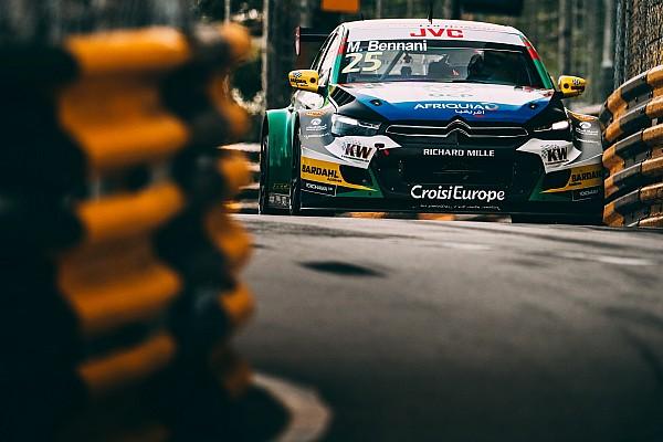 WTCC WTCC: Michelisz falnak csapta Hondáját Makaóban, de így is ötödik