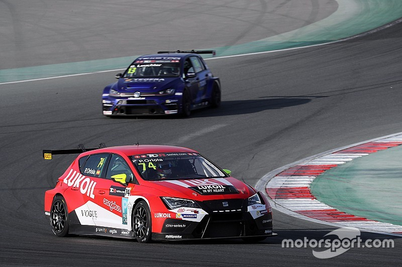 Craft-Bamboo Racing scores victory in final round of the TCR International Series