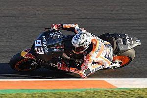 """Márquez: """"Con la base de motor estoy contento, el resto no"""""""