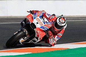 Fotogallery: la prima giornata di test a Valencia della MotoGP