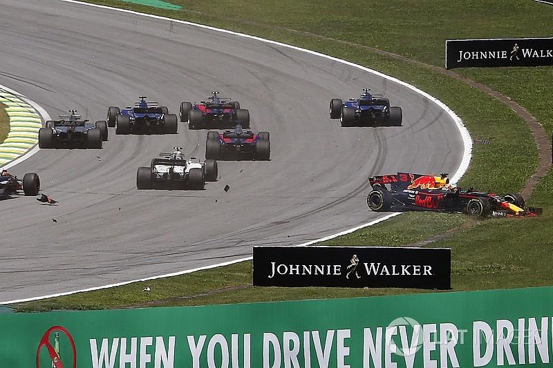 Magnussen didn't see Ricciardo in three-way clash with Vandoorne