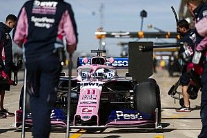 Perez punished with pitlane start for missing weighbridge