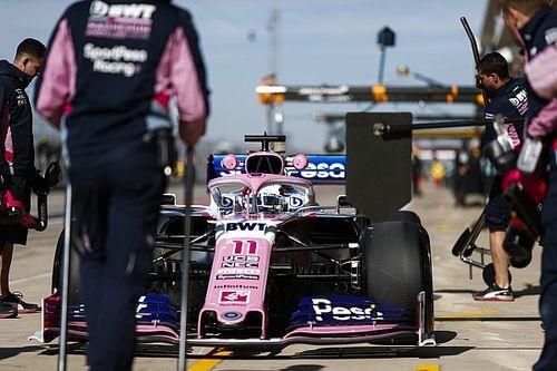 Perez punished with pitlane start for missing weighbridge