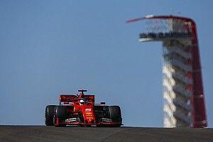 Fotogallery F1: le prove libere del GP degli Stati Uniti