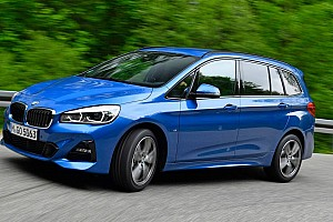 493 százalékkal nőtt itthon a hétüléses BMW 2 GranTourer eladási száma