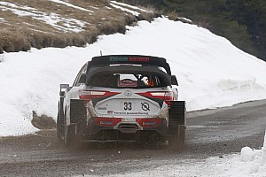 VIDEO: WRC Rally Monte Carlo: Hoogtepunten etappes 9 en 10