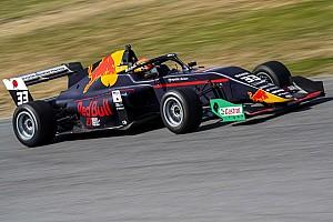 トヨタ・レーシングシリーズ開幕。角田裕毅はライバルのローソンに遅れ取る