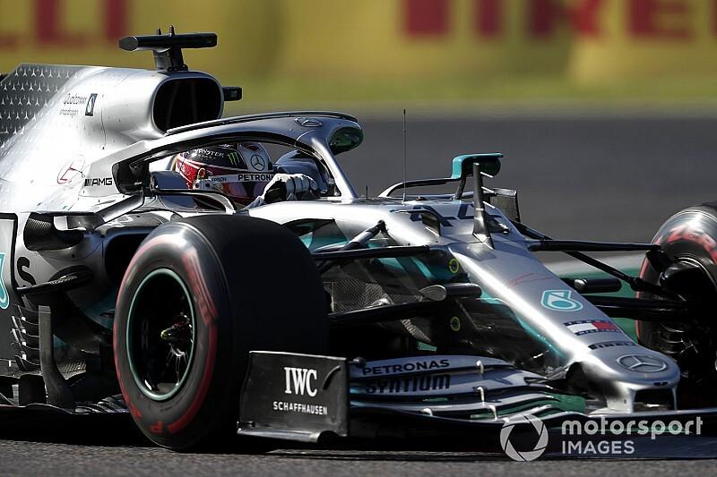 "Hamilton dient wensenlijstje in: ""Sterkere motor, minder drag"""