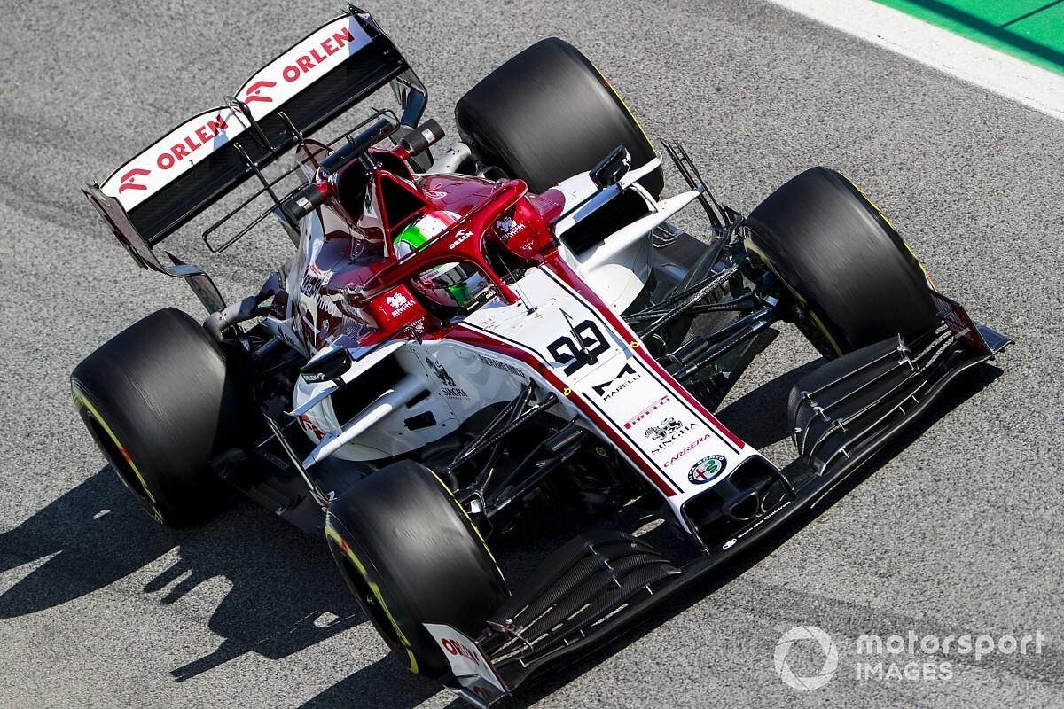 Vasseur verwacht minder upgrades tijdens Formule 1-seizoen 2020