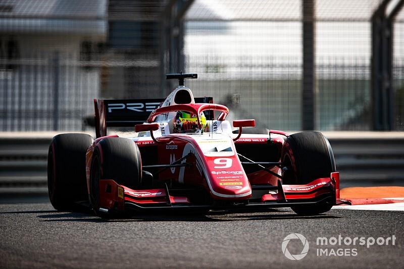 """Avec la F2 2020, Schumacher aura """"un temps d'avance"""" pour la F1"""