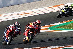 Онлайн. Финальная гонка сезона MotoGP в Валенсии