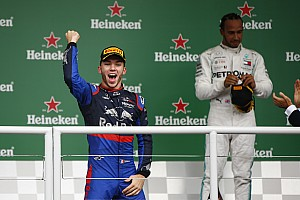 Horner: en Toro Rosso, Gasly recuperó su confianza