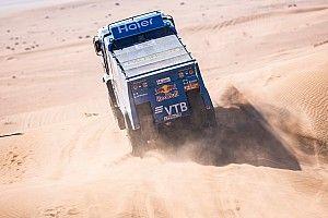 Rajd Dakar: Etap 8 w formie pętli
