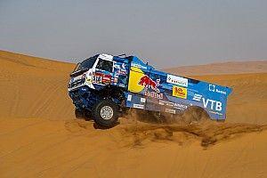 Képekben a Dakar Rali tragikus 7. szakasza