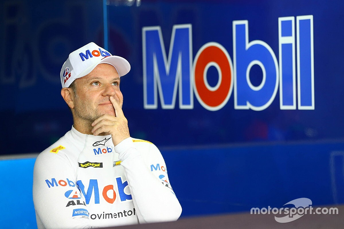 VÍDEO: Barrichello abre o jogo e conta histórias e curiosidades da carreira