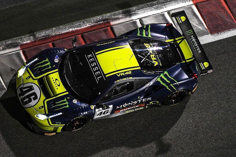 روسي ينطلق سابعًا على متن سيارة فيراري في سباق الخليج 12 ساعة