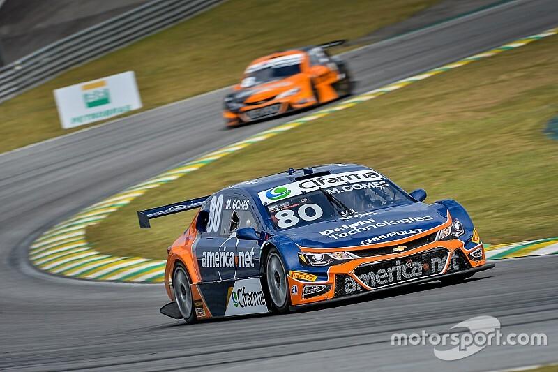 Final da Stock: Marcos Gomes acelera e crava a pole em Interlagos
