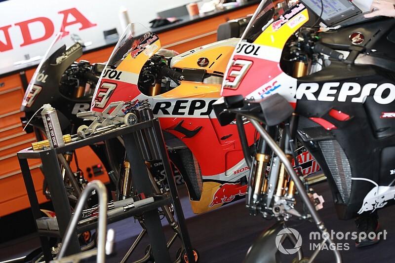 Photos - Les prototypes des MotoGP 2020