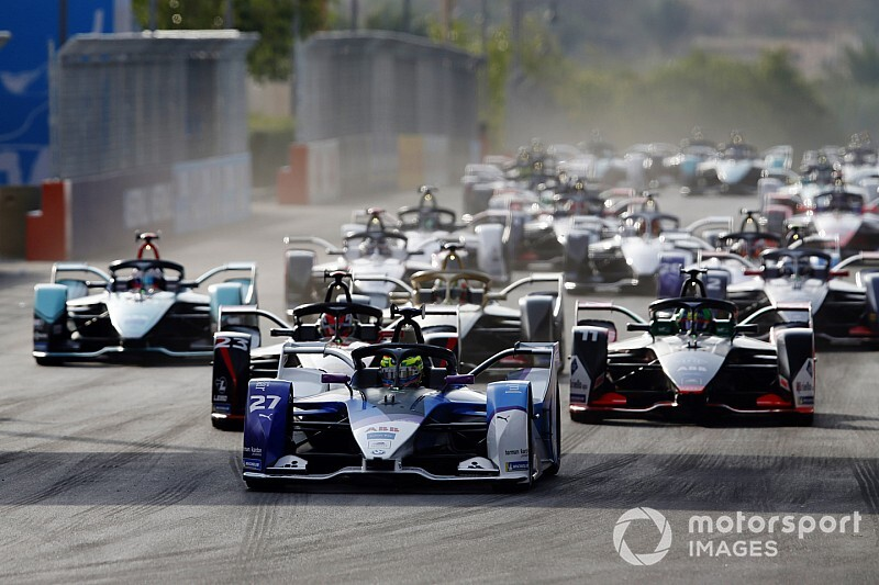 Jaguar-linked company to bid for Cape Town Formula E race