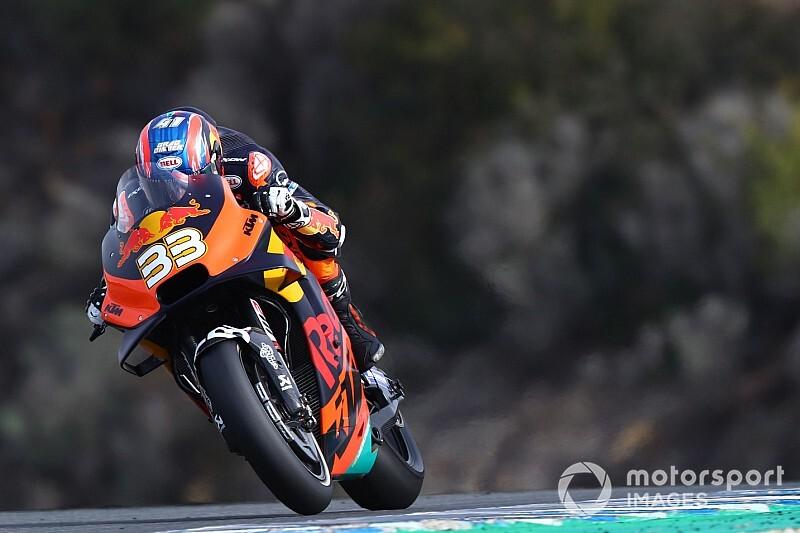 MotoGP-debutant Binder zoekt naar 'klik met de KTM'