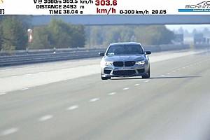 Fél percen belül gyorsul háromszázra az AC Schnitzer BMW M5 Competitionje