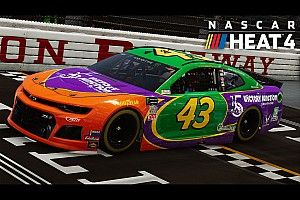 NASCAR Heat 4 October DLC available now