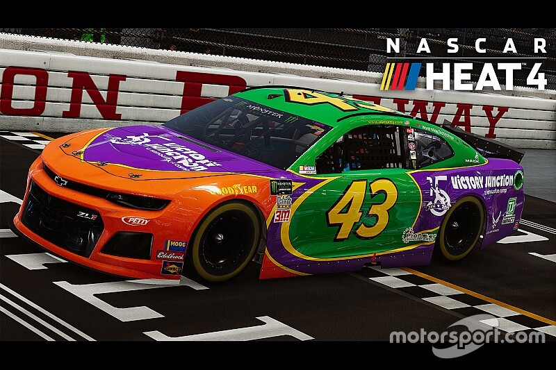 NASCAR Heat 4 October DLC available now