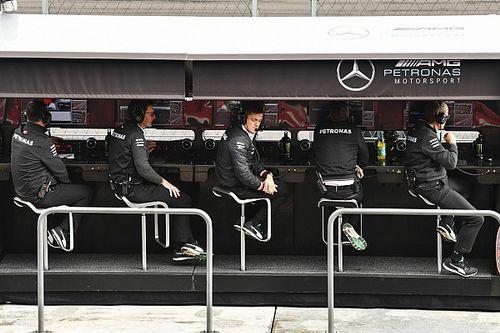 La propuesta de Mercedes con las comunicaciones internas para mejorar las retransmisiones