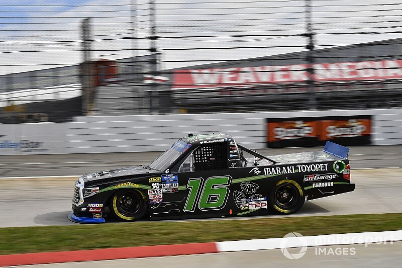 Austin Hill will return to Truck Series in 2020 with Hattori