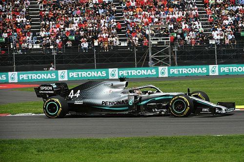 Mercedes dudaba que los neumáticos de Hamilton duraran