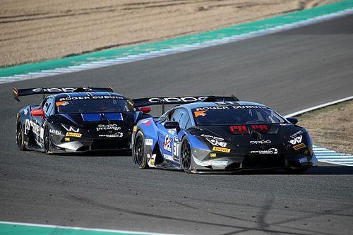 Lamborghini, PRO+PRO AM: Schandorff e Basz-Lewandowski Campioni