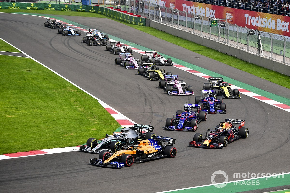 "Reverse grid races ""still on the table"" for F1 2021"