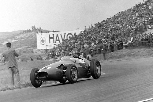 Historia Astona Martina w Formule 1
