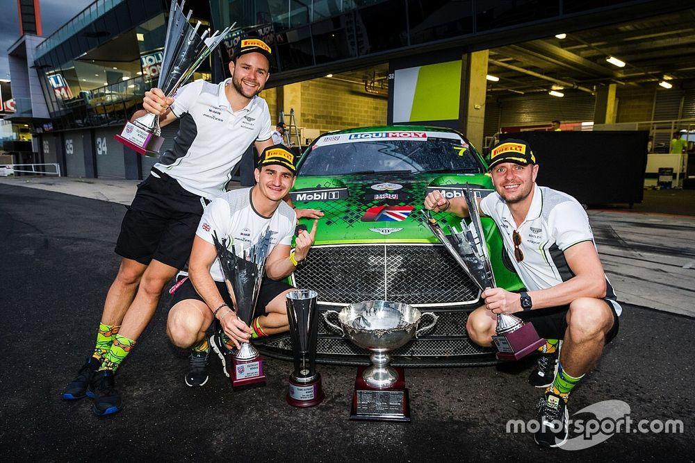 9h Kyalami: ecco i piloti Bentley M-Sport per la caccia al titolo