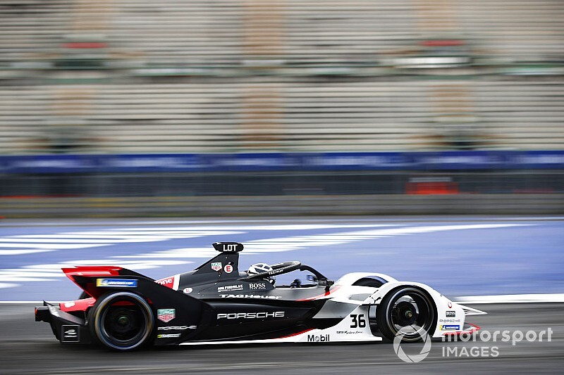 Pierwsze pole position Porsche