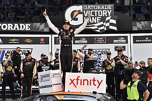Noah Gragson earns first Xfinity Series win at Daytona