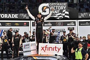 Noah Gragson earns first Xfinity Series win at Daytona