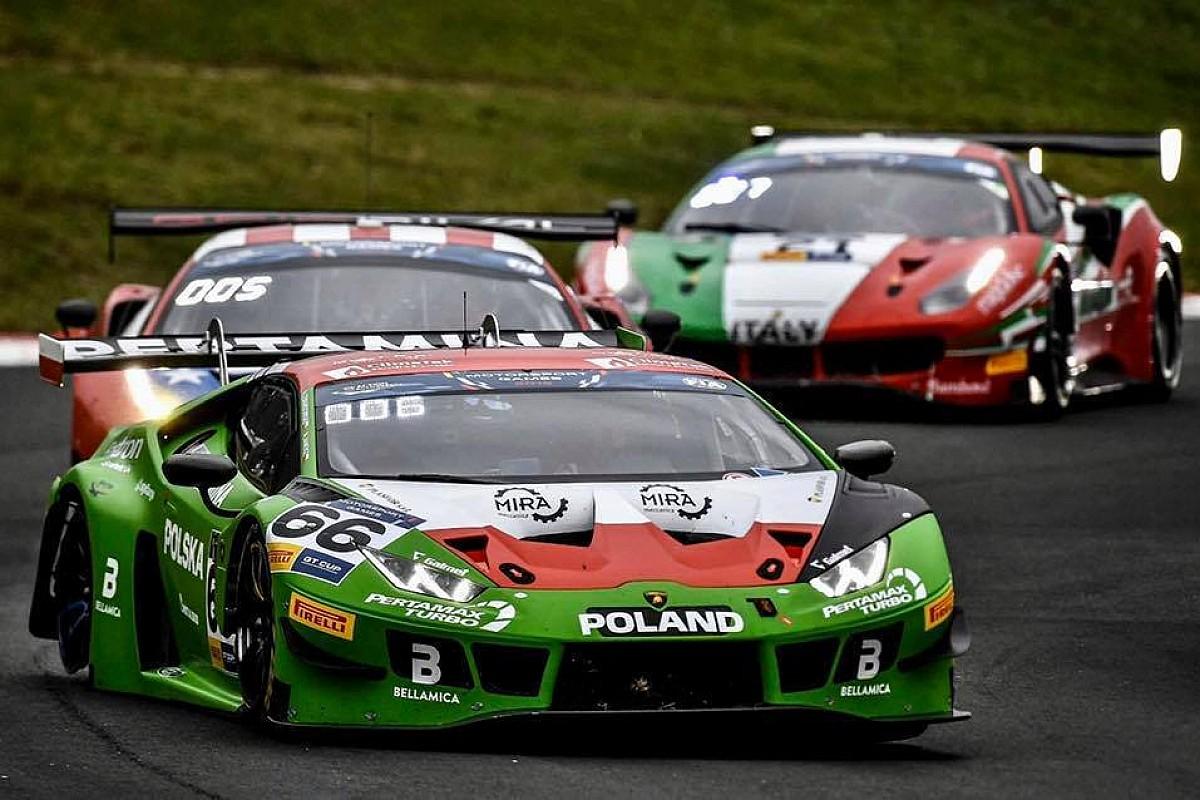 Team Poland na pole position