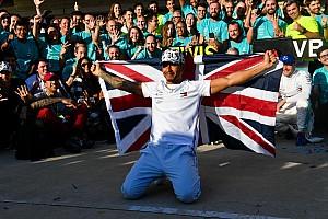 Hamilton zasugerował pozostanie w Mercedesie
